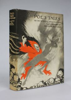 POE'S TALES OF MYSTERY AND IMAGINATION