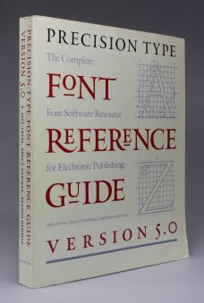 PRECISION TYPE: FONT REFERENCE GUIDE Version 5.0