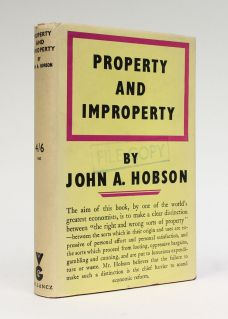 PROPERTY AND IMPROPERTY