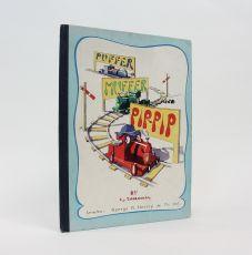 PUFFER MUFFER AND PIP-PIP