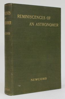 REMINISCENCES OF AN ASTRONOMER