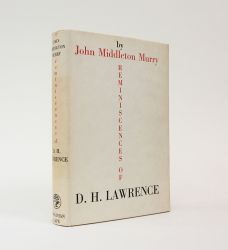 REMINISCENCES OF D. H. LAWRENCE