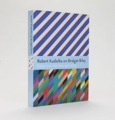 ROBERT KUDIELKA ON BRIDGET RILEY.