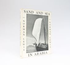 SAND AND SEA IN ARABIA