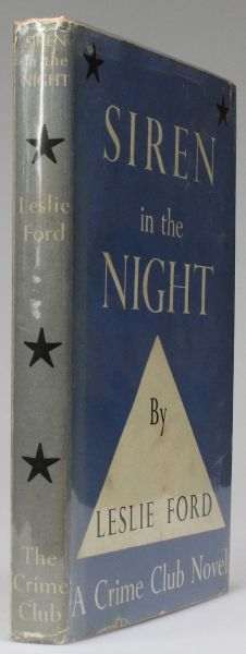 SIREN IN THE NIGHT