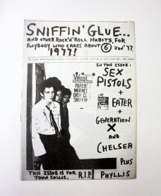 SNIFFIN GLUE and Other Rock 'n' Roll Habits for Anybody Who Cares About 1977!
