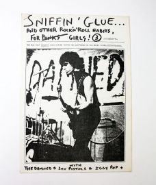 SNIFFIN GLUE and Other Rock 'n' Roll Habits for Punks / Girls!
