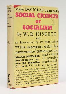 SOCIAL CREDITS OR SOCIALISM.