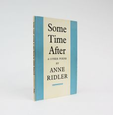 SOME TIME AFTER & Other Poems