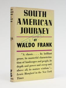 SOUTH AMERICAN JOURNEY