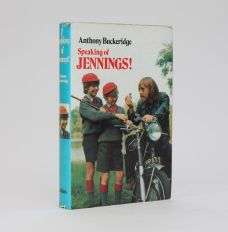 SPEAKING OF JENNINGS!