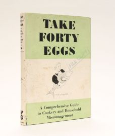 TAKE FORTY EGGS.