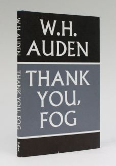 THANK YOU, FOG