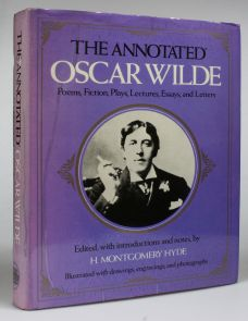 THE ANNOTATED OSCAR WILDE.