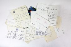 THE ARCHIVE OF MARGARET THATCHER'S PARLIAMENTARY PRIVATE SECRETARY.
