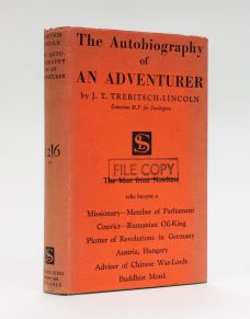THE AUTOBIOGRAPHY OF AN ADVENTURER