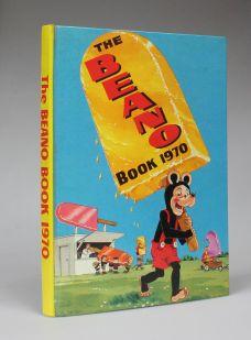 THE BEANO BOOK 1970