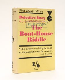 THE BOAT-HOUSE RIDDLE