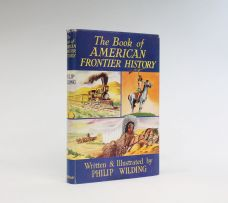THE BOOK OF AMERICAN FRONTIER HISTORY