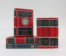 THE CAMBRIDGE ECONOMIC HISTORY OF EUROPE - VOLUMES 1-6