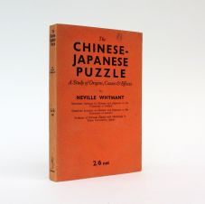 THE CHINESE-JAPANESE PUZZLE