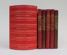 THE CHRISTMAS BOOKS: