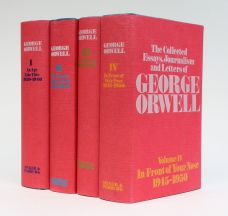 THE COLLECTED ESSAYS, JOURNALISM AND LETTERS OF GEORGE ORWELL.
