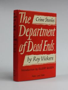 THE DEPARTMENT OF DEAD ENDS