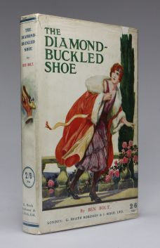 THE DIAMOND BUCKLED SHOE