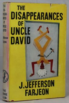 THE DISAPPEARANCES OF UNCLE DAVID