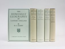 THE DOMESDAY GEOGRAPHY OF ENGLAND (VOLS. I—V):