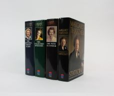 THE DOWNING STREET YEARS; THE PATH TO POWER; THE COLLECTED SPEECHES; STATECRAFT: Strategies for a Changing World;