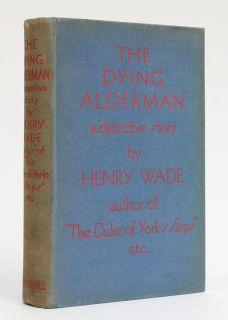 THE DYING ALDERMAN.