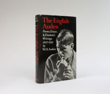 THE ENGLISH AUDEN.