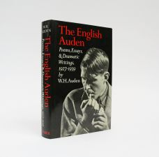 THE ENGLISH AUDEN: