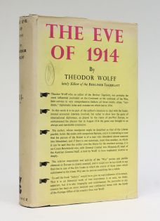 THE EVE OF 1914