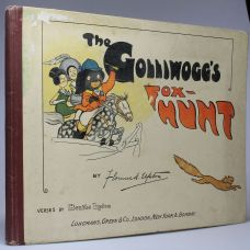 THE GOLLIWOGG'S FOX HUNT
