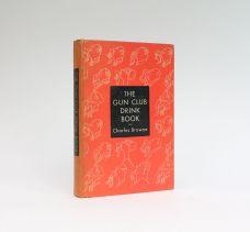 THE GUN CLUB DRINK BOOK