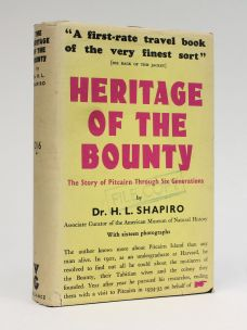THE HERITAGE OF THE BOUNTY.
