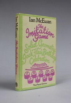 THE IMITATION GAME Three Plays For Television