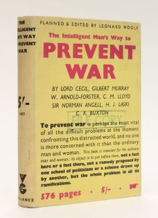 THE INTELLIGENT MAN'S WAY TO PREVENT WAR