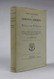 THE LETTERS OF DOROTHY OSBORNE TO OSBORNE.