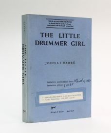 THE LITTLE DRUMMER GIRL.