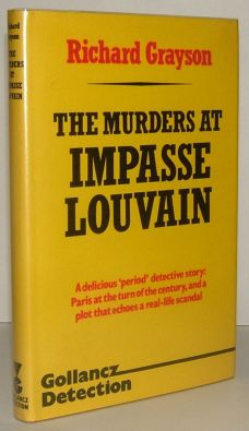 THE MURDERS AT IMPASSE LOUVAIN