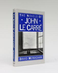THE NOVELS OF JOHN LE CARRÉ.