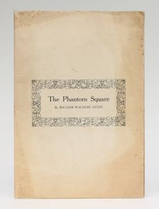 THE PHANTOM SQUARE