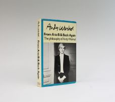 THE PHILOSOPHY OF ANDY WARHOL (FROM A TO B AND BACK AGAIN)