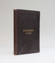 THE POEMS OF WILLIAM SHAKSPERE.