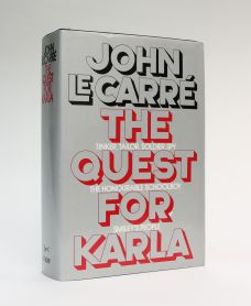 THE QUEST FOR KARLA.