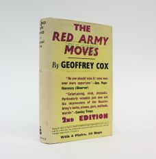 THE RED ARMY MOVES